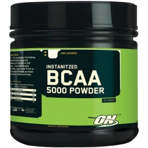 Optimum-BCAA-5000-Powder-345g